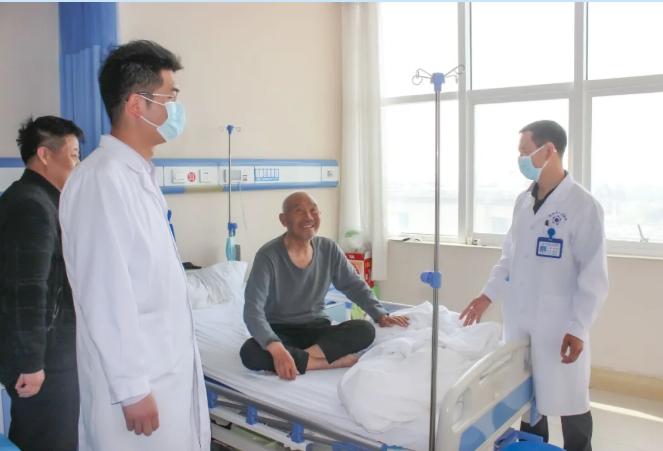 【莱阳市人民医院】信任在这里得到了最好的诠释!